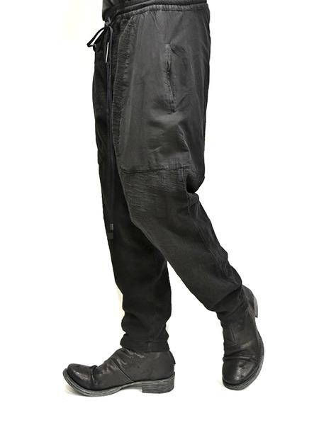 ARMYOFME paneled trouser 通販 GORDINI008