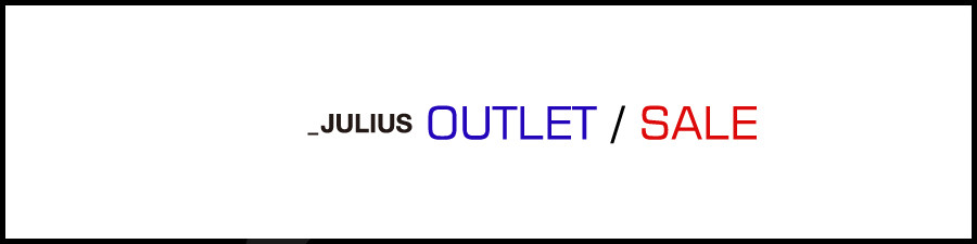 JULIUS OUTLET SALE