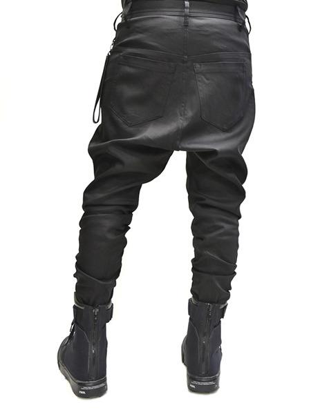 JULIUS crotch pants 着用 通販 GORDINI005
