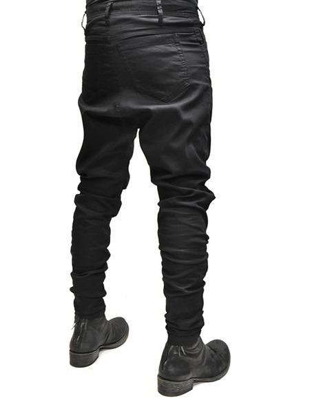 JULIUS arched pants  着用 通販 GORDINI004
