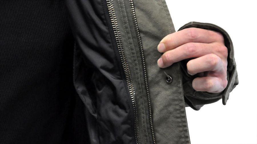 wjk M65 フィールドジャケット 通販 GORDINI022