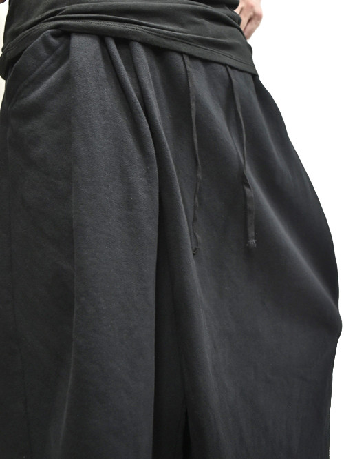 JULIUS Folded Baggy Pants 通販 GORDINI007