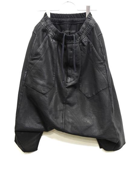 JULIUS coated crotch 通販 GORDINI001