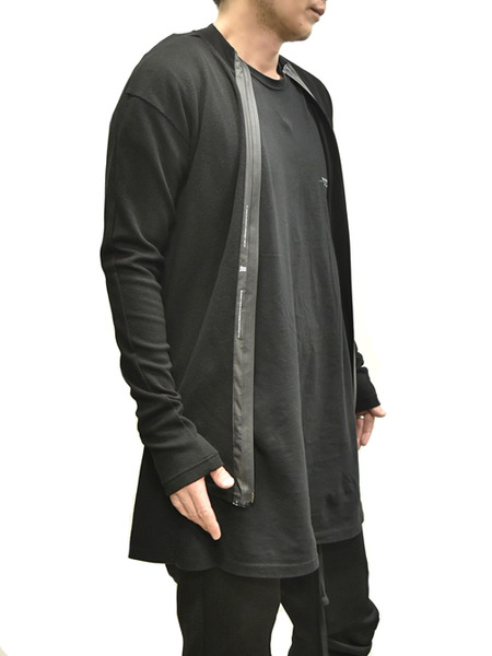 NILøS Skinny Zip Shirt 着用 通販 GORDINI002