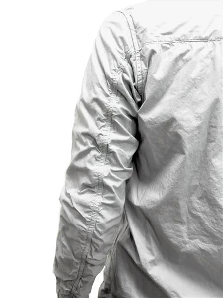 ripvanwinkle ボンディングロングシャツ 通販 GORDINI011