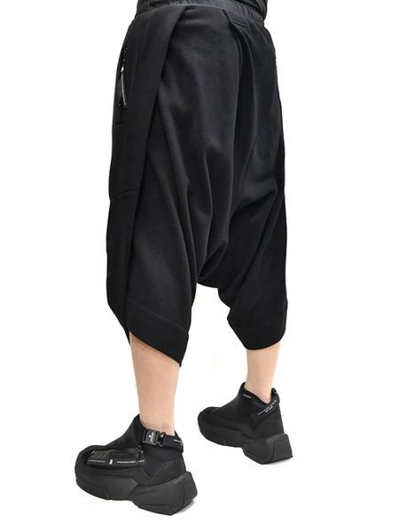 NILS fleece pants 着用 通販 GORDINI004