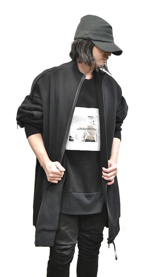 NILøS Back Slash Jacket 通販 GORDINI006
