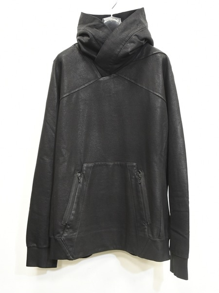 JULIUS coated pullover parka  通販 GORDINI001