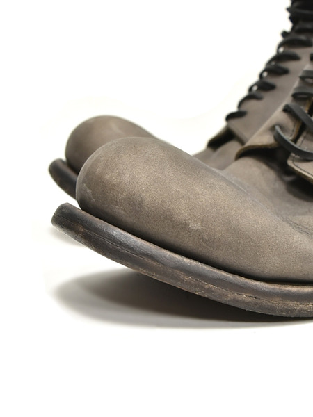 Portaille GRAY boots  通販 GORDINI005