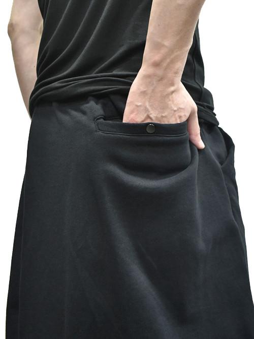 JULIUS Folded Baggy Pants 通販 GORDINI008