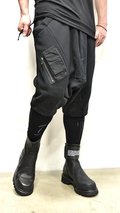 NIL JULIUS leggings blog 通販 GORDINI024