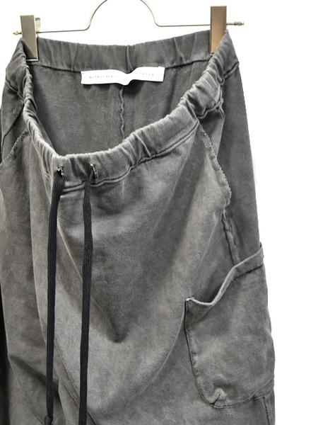 primordial cargo pants gray 通販 GORDINI002