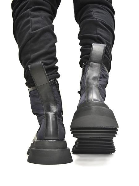 JULIUS military boots  着用 通販 GORDINI004