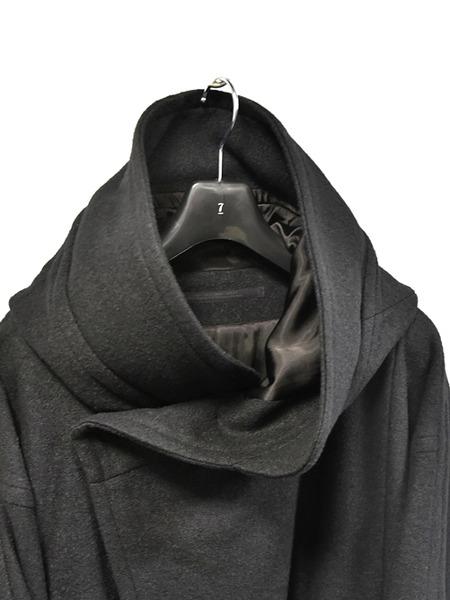 JULIUS hooded coat 通販 GORDINI002 insta coorde