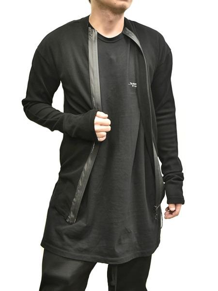 NILøS Skinny Zip Shirt 着用 通販 GORDINI001
