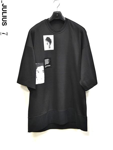 JULIUS print T 通販 GORDINI001