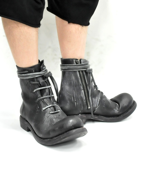 portaille wax boots 着用 通販 GORDINI009