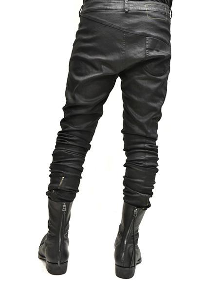 Nostrasantissima coating pants通販 GORDINI005