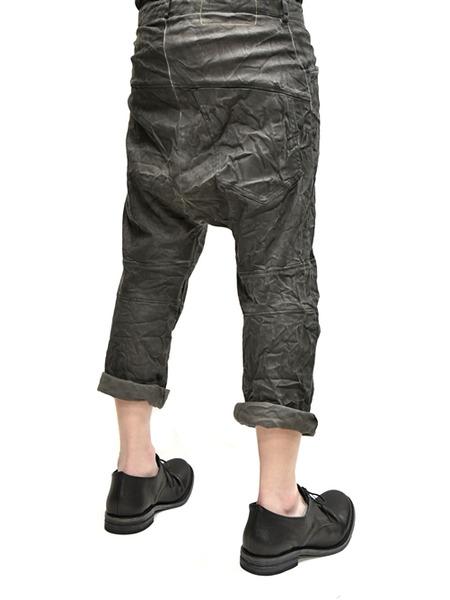 Nostrasantissima drop crotch pants通販 GORDINI004