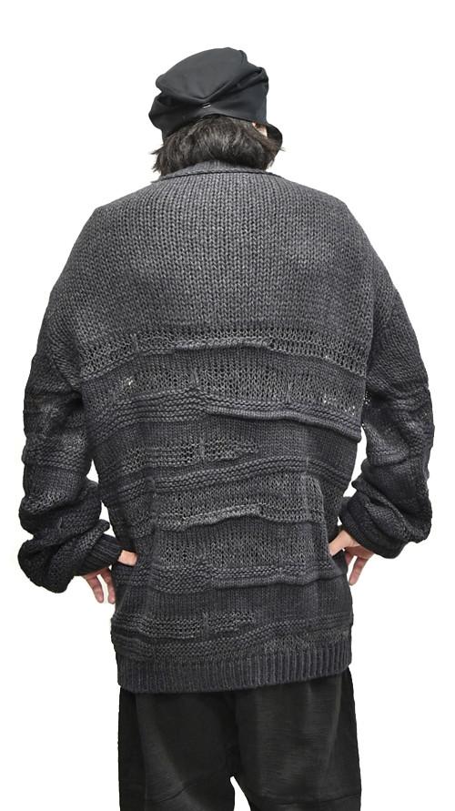 Nostra Pullover Knit 通販 GORDINI004