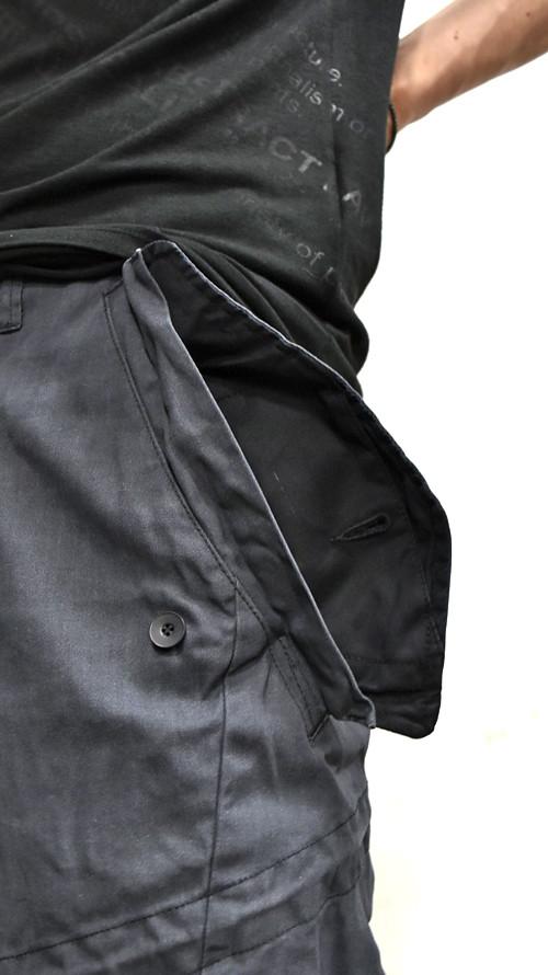 Reconstruction Military Pants 通販 GORDINI007