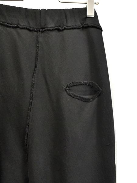 primordial crotch pants black 通販 GORDINI005