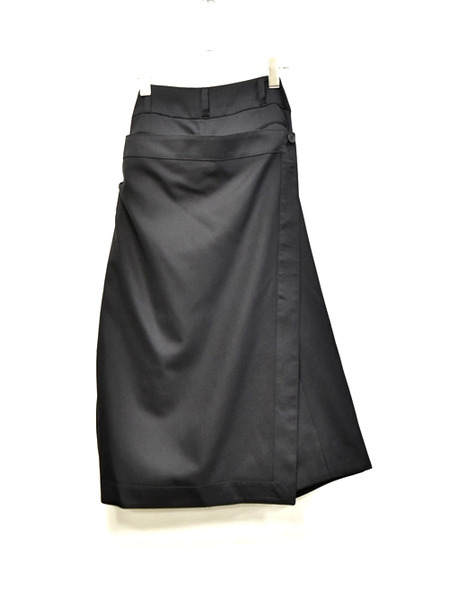 JULIUS baggy skirt trousers 通販 GORDINI007