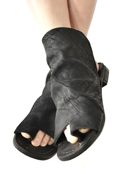 Partaille sandal cordvan 通販 GORDINI009