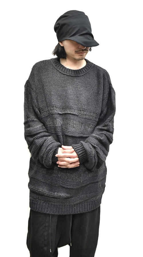 Nostra Pullover Knit 通販 GORDINI001