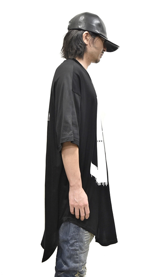 NILS Kamon Round T WHITE 通販 GORDINI003