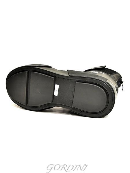 JULIUS スニーカー 黒 通販 GORDINI010のコピー