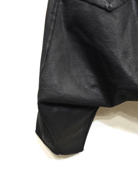 JULIUS coated crotch 通販 GORDINI003