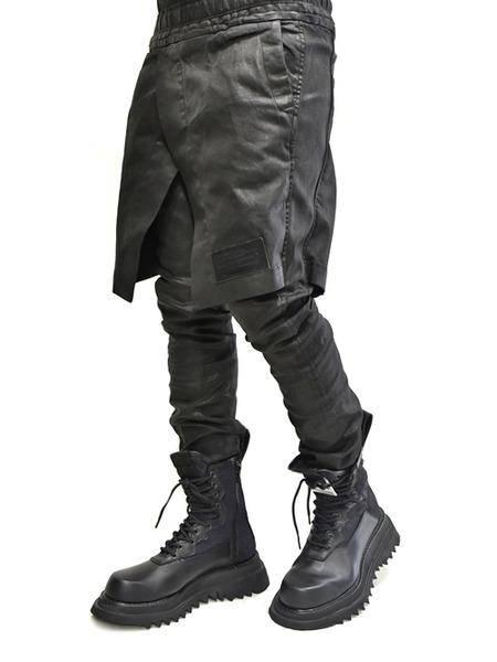 JULIUS skirt pants 着用 通販 GORDINI003