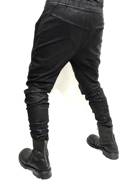 JULIUS coated rider pants 通販 GORDINI005