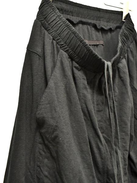 JULIUS easy croch pants 通販 GORDINI002