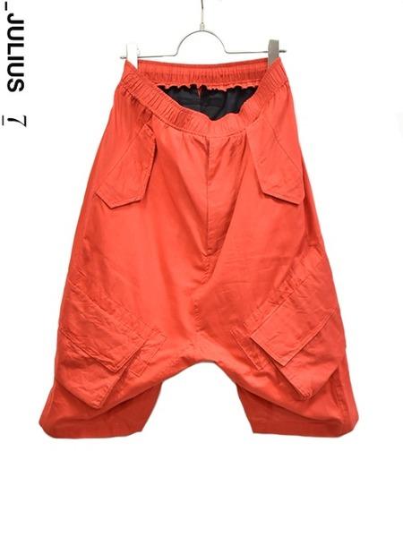 JULIUS cargo shorts  通販 GORDINI001
