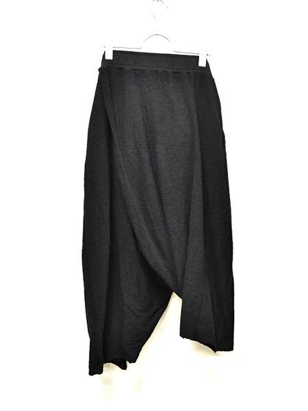 JULIUS creased  pants 通販 GORDINI004