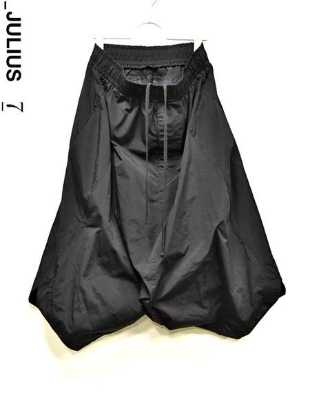 JULIUS overcrotch pants 通販 GORDINI005
