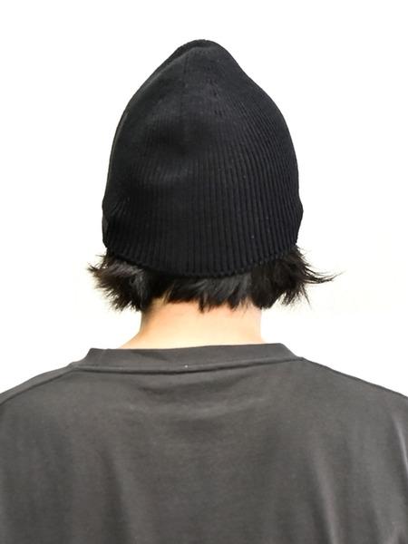 NILøS NIL Beanie -BLACK- 通販 GORDINI001