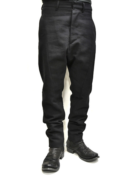 JULIUS crotch pants 通販 GORDINI001