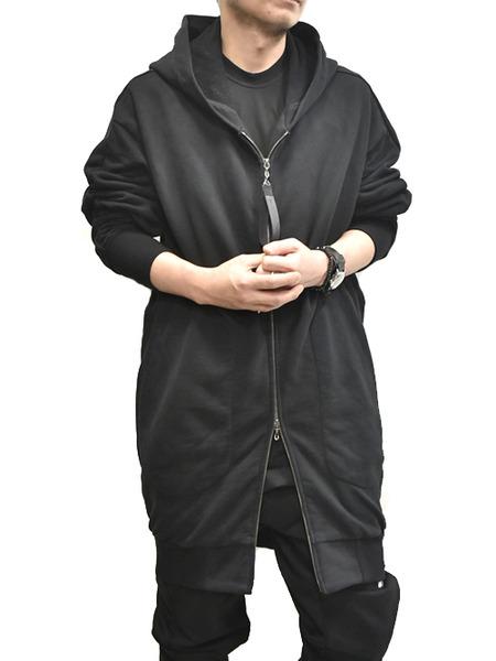 JULIUSlong zip parka 通販 GORDINI011