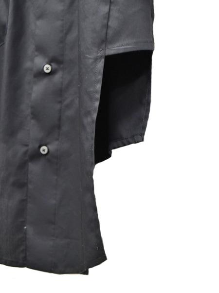 Nostrasantissima long shirts blk 通販 GORDINI004