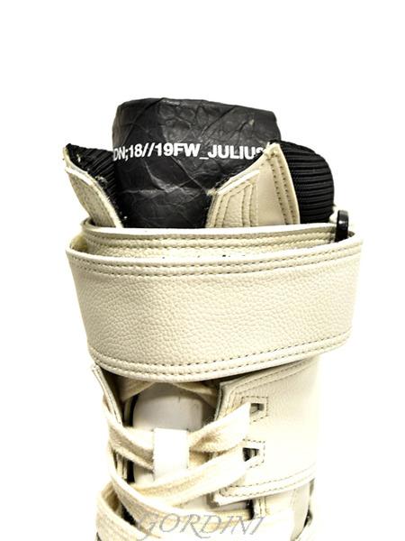JULIUS スニーカー beige 通販 GORDINI008のコピー