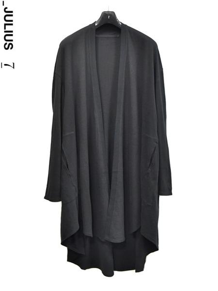 JULIUS 697CUM12 black 通販 GORDINI001