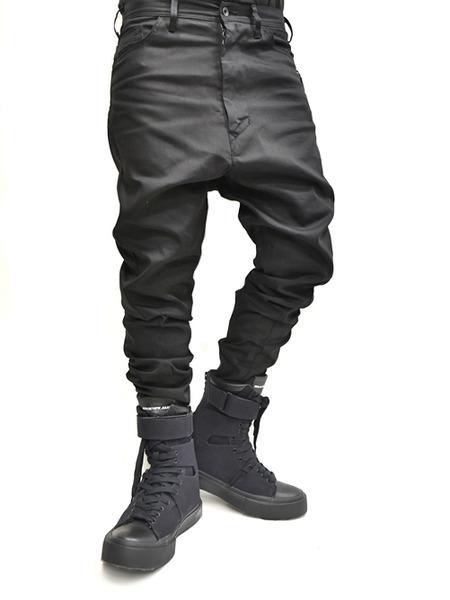 JULIUS crotch pants 着用 通販 GORDINI010