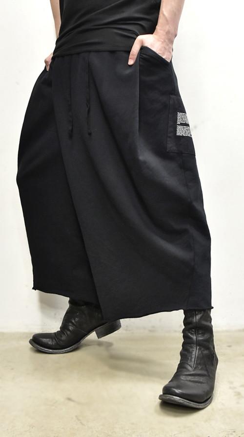 JULIUS Folded Baggy Pants 通販 GORDINI005