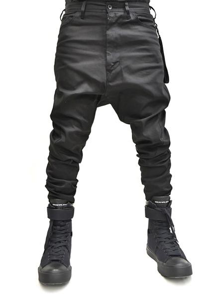 JULIUS crotch pants 着用 通販 GORDINI009