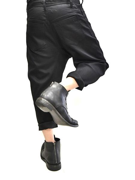 JULIUS bending cropped pants 着用 通販 GORDINI007