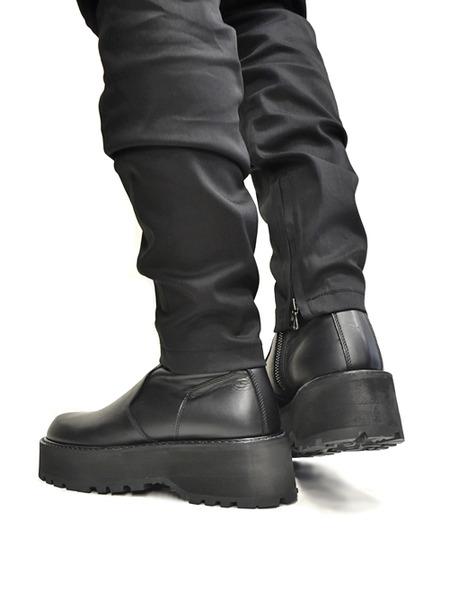 JULIUS engineer boots 着用 通販 GORDINI004