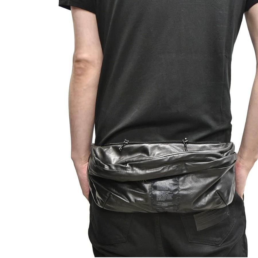 JULIUS waist bag  leather 通販 GORDINI001